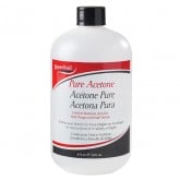 Super Nail Pure Acetone, 16 oz