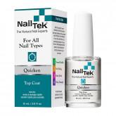 Nail Tek Quicken Fast Drying Top Coat, .5 oz