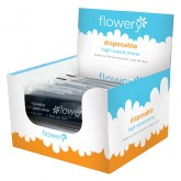 Flowery Disposable High Speed Shiner, 25 Piece Display
