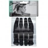Hair Ware Alligator Grip Clips, 4 Pack