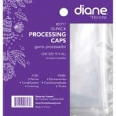Diane Processing Caps, 10 Pack