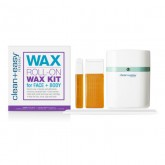 Clean & Easy Personal Roll-On Waxer