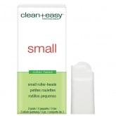 Clean & Easy Roller Heads Small, 3 Pack