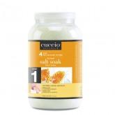 Cuccio Naturale Salt Soak, Gallon (Step 1)