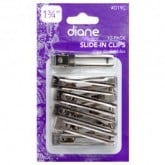 Diane Slide-In Clips, 10 Pack