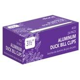 Diane Aluminum Duck Bill Clips, 24 Pack