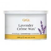 GiGi Lavender Creme Wax, 14 oz