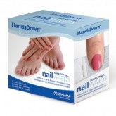 Graham HandsDown Soak-Off Nail Wraps, 100 Pack