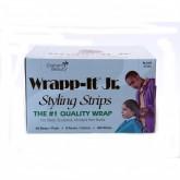 Graham Wrapp-it Junior Styling Strips Black, 9 Pack (40 Strips Per Pack)