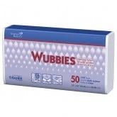 Graham Wubbies Embossed Towels, 50 Pack (Case of 10)