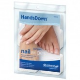 Graham HandsDown Lint-Free Nail Wipes, 200 Pack