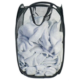 Partex Black Mesh Hamper