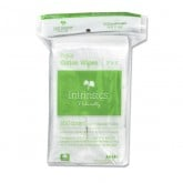 "Intrinsics 2"" x 2"" Petite Cotton Wipes, 200 Pack"