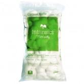 Intrinsics Triple-Size 100% Cotton Balls, 100 Pack