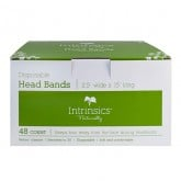 Intrinsics Disposable Head Bands Lycra, 48 ct.