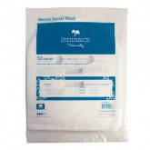 Intrinsics Pre-Cut Gauze Facial Mask, 50 Pack