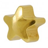 Studex Gold Plated Star