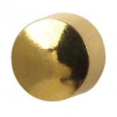Studex Gold Plated Mini Yellow Ball