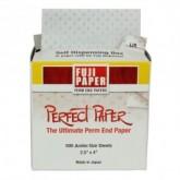 """Fuji Perfect Paper End Paper 2.5"""" x 4"""", 500 Sheets"""