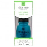 China Glaze Fast Freeze Quick Dry, .5 oz