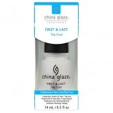 China Glaze First & Last, .5 oz