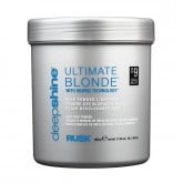 Rusk Deepshine Ultimate Blonde Blue Powder Lightener, 17.64 oz