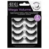 Ardell Mega Volume Strip Lashes, 4 Pack