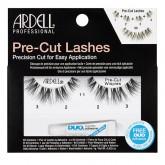 Ardell Pre-Cut Strip Lashes, 1 Pair