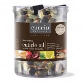 Cuccio Naturale Revitalizing Cuticle Oil .125 oz, 40 Piece Tub
