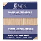 Satin Smooth Small Applicators, 100 Pack