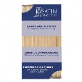 Satin Smooth Large Applicators, 50 Pack