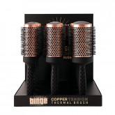 Cricket Binge Copper Tension Thermal Brush, 12 Piece Display
