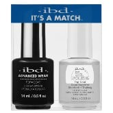 IBD It's A Match Duo Pack, .5 oz (Top Coat)