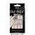 Ardell Nail Addict, 24 Count - Blush Geometric Crystals