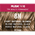 Rusk In 10 Permanent Cream Color, 3.4 oz - 8N Light Natural Blonde