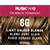 Rusk In 10 Permanent Cream Color, 3.4 oz - 8G Light Golden Blonde